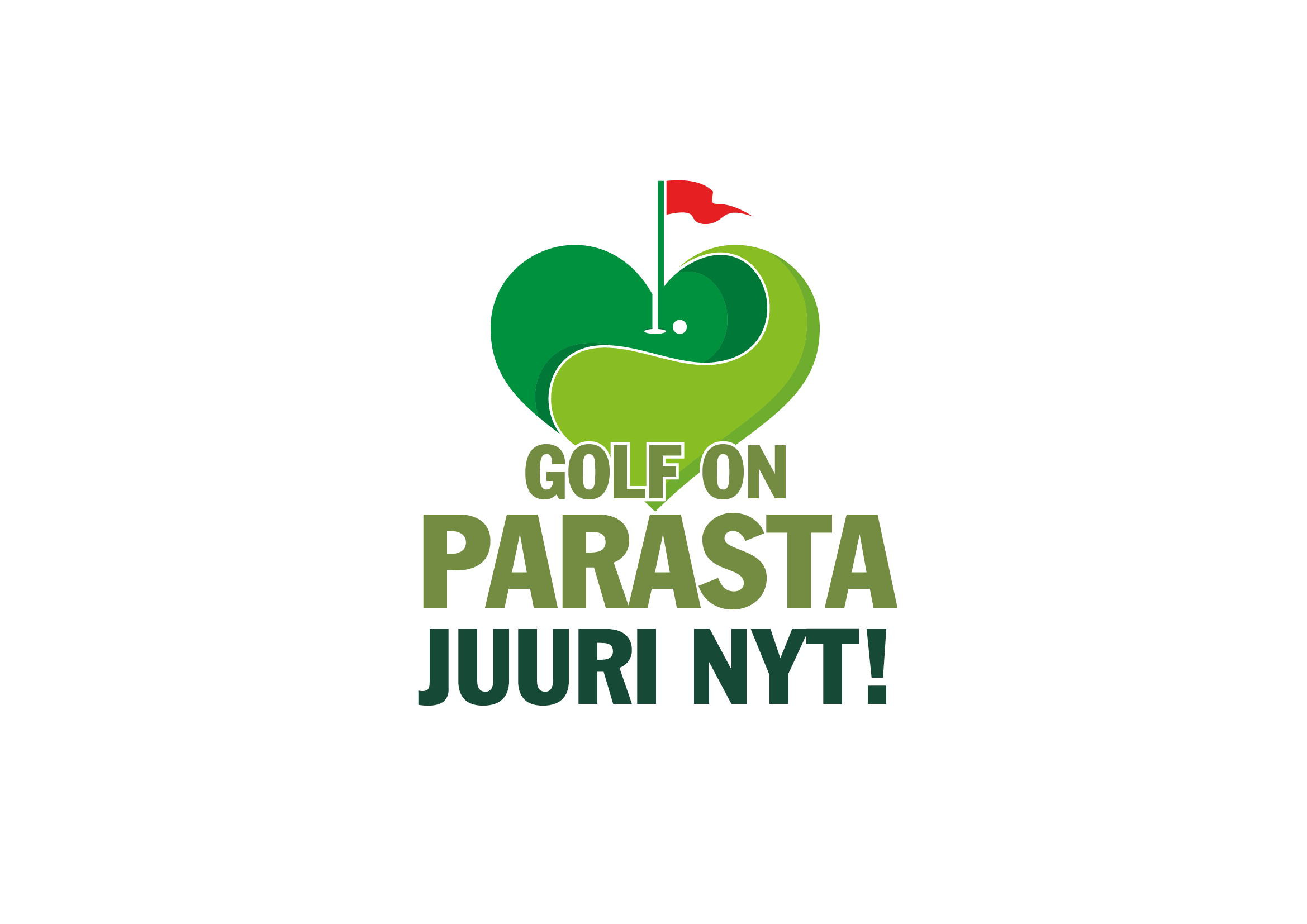 Read more about the article Golf on parasta nyt